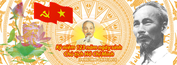 123th Anniversary of Uncle Ho